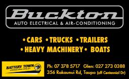 Buckton Auto Ad