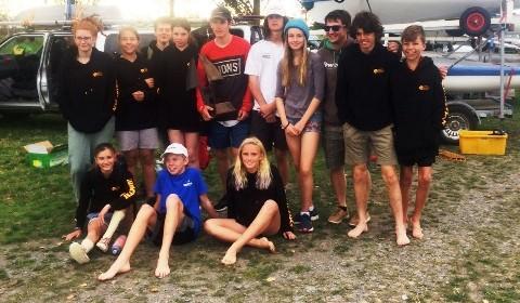 MAC team with trophy